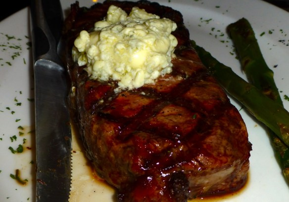 Red Rock Grill Entree