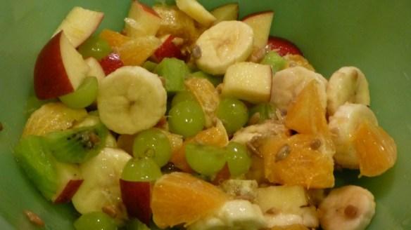 Cinnamon Fruit Salad