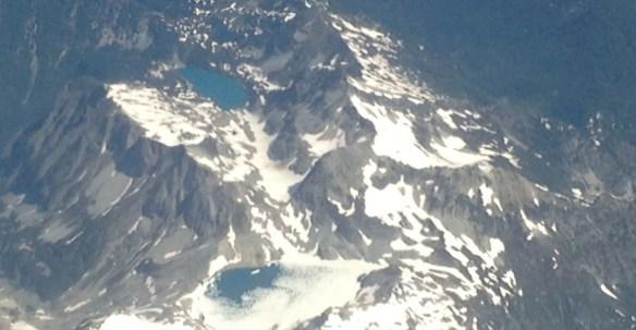 The Cascade Mountains, Washington State