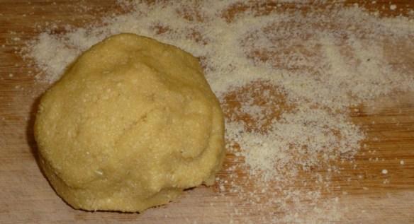 Almond Flour Biscuit