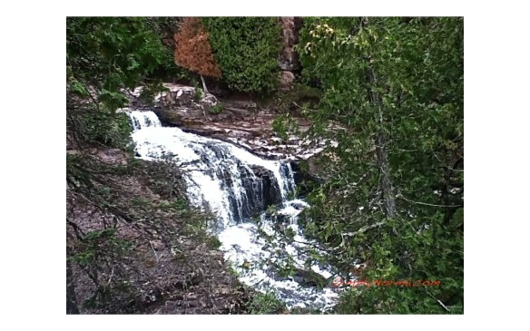 Gooseberry Lower Waterfalls