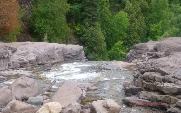 Gooseberry State Waterfalls