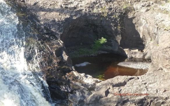 Cross River Waterfalls, Minnesota