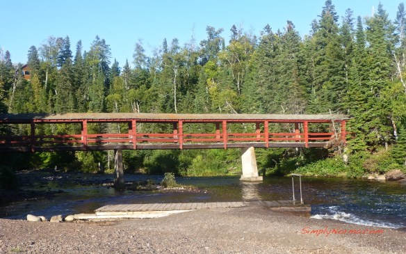 Bridge, Lutsen Resort