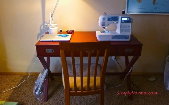 Sewing Workstation