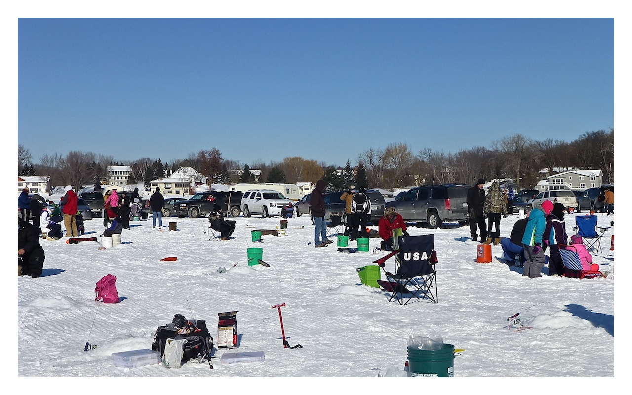 Ice Fishing In Minnesota Simply Norma