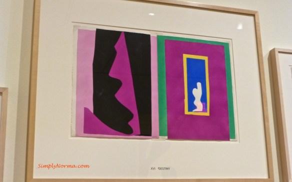 Destiny, Matisse
