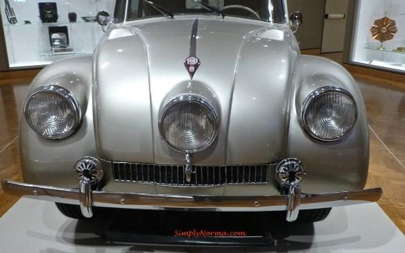 Tatra T87 sedan, Hans Ledwinka