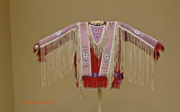 Shirt, Circa 1890, A'aninin