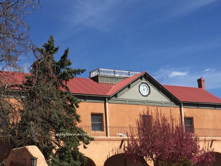 San Felipe de Neri Parish Rectory, Albuquerque