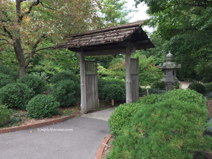 Japanese Garden Entrance, Minnesota Landscape Arboretum