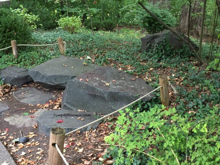 Japanese Garden Walkway, Minnesota Landscape Arboretum