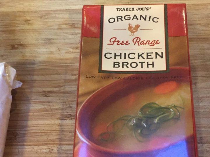Trader Joe's Chicken Broth
