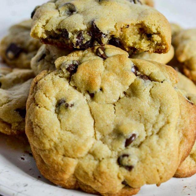 Happy nationalchocolatechipcookieday!!! Click over to wwwsimplynutmegscom for a round uphellip
