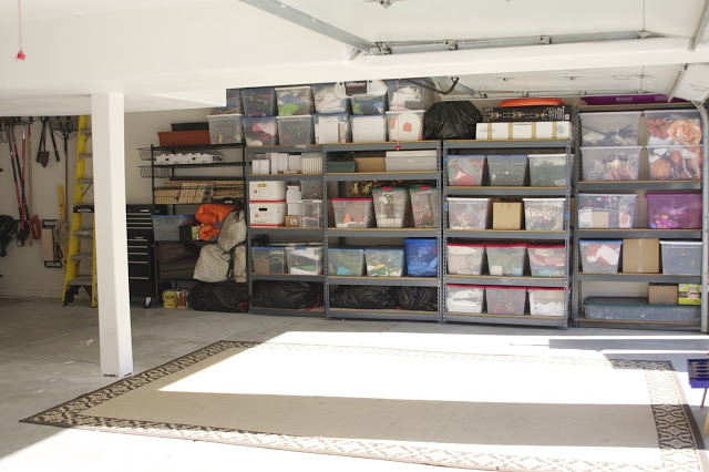 Organized Garage Workspace + A Giveaway! - simply organized on Organized Garage  id=67558