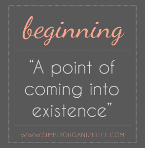 One-Word-Sunday-Beginning-Meaning