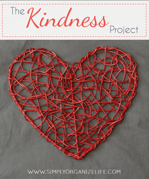 The-Kindness-Project-Simply-Organize-Life