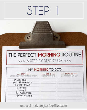 STEP-1-How-To-Create-The-Perfect-Morning-Routine