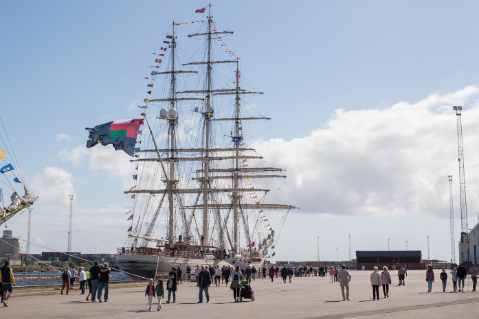 The Tall Ships Races Halmstad