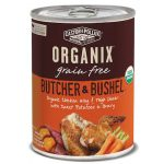 Buy Organix grain-free dog food recommended by Simplypets.com