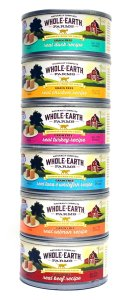 Merrick grain free wet cat food is highly nutritious and easily digestible and comes in six flavors