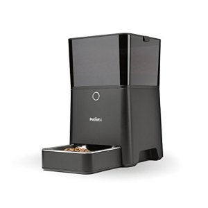 Feed your cat or dog on time with the Petnet Smartfeeder recommended by Simply Pets