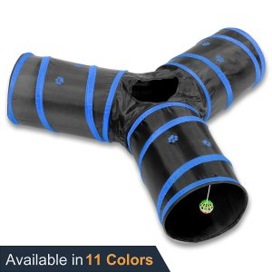 Buy the Prosper pet cat tunnel toy for your cat