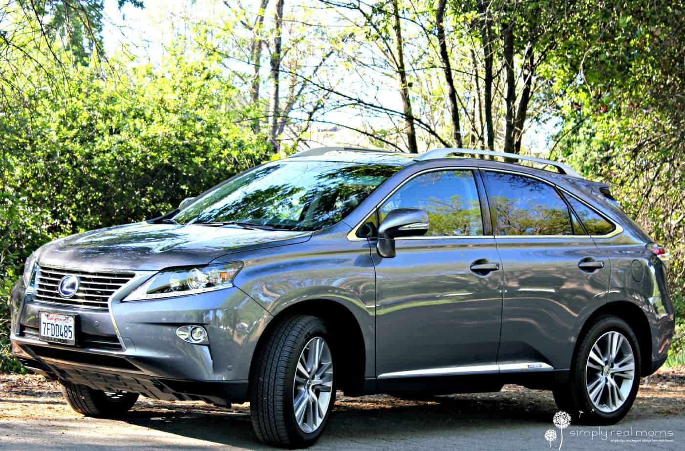 2015 Lexus RX 450H Not Your Average Hybrid Simply Real Moms