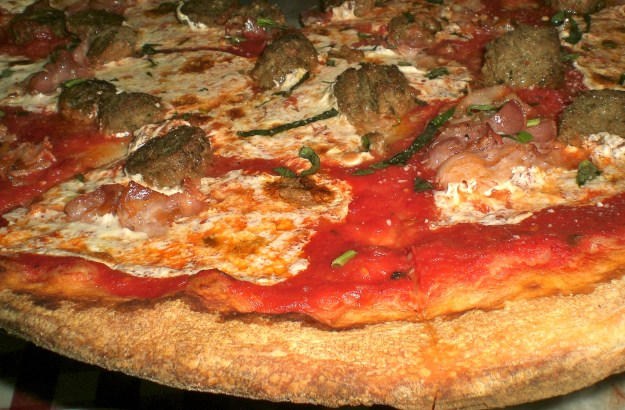 New York City Pizza | Simply Scrumptious by Sarah