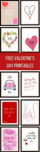 10 free valentine's day printables, free printables, free printable, valentine's day printables, valentine's day printable, valentine's day, free, valentine's decor, diy valentine's decor