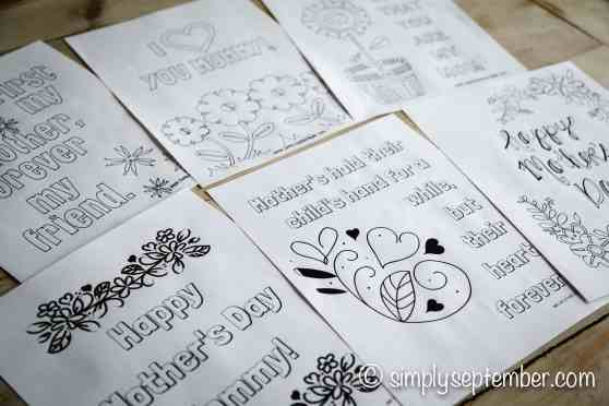 Mother's Day coloring pages, coloring pages for mom, coloring pages, adult coloring, children coloring, coloring gifts, Mother's Day Gifts, Mother's Day cards, cards for mom
