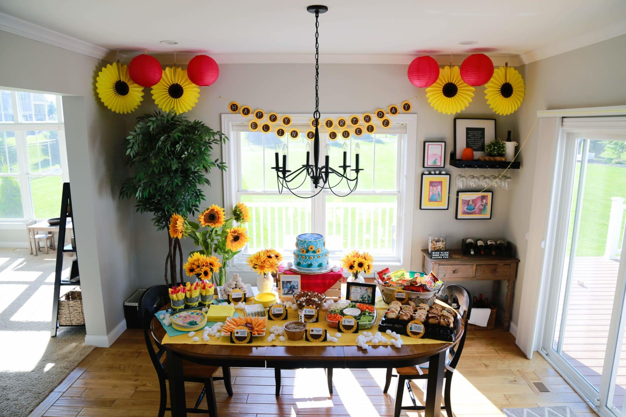 ultimate frozen fever birthday party