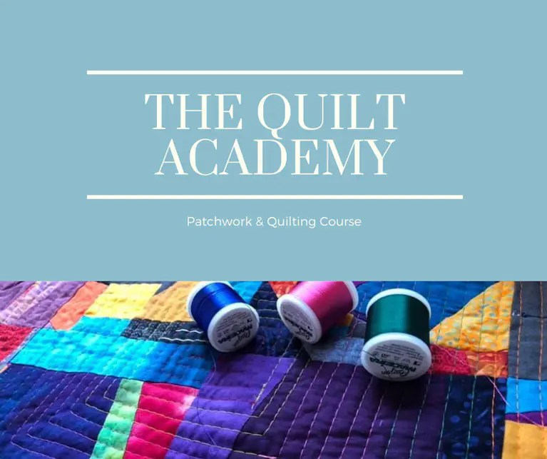 Simply Needlecraft Quilt Academy Sewing Course