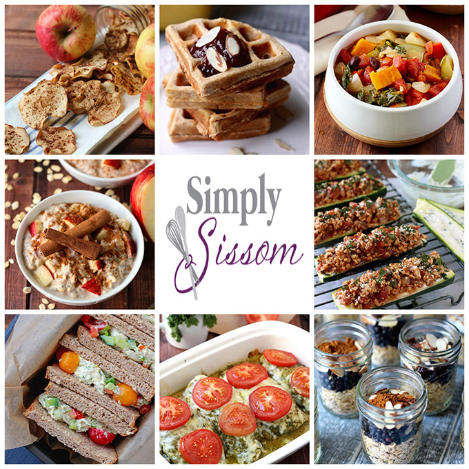 Simply Sissom Top 10 Real Food Recipes of 2015