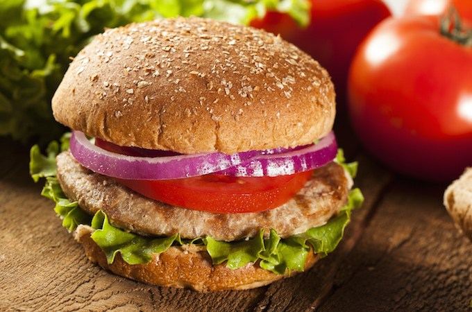 The Ultimate Juicy Turkey Burgers are quick to make, requiring VERY little prep and simple ingredients. Healthy, juicy and wonderfully basic, these burgers make the perfect weeknight meal.