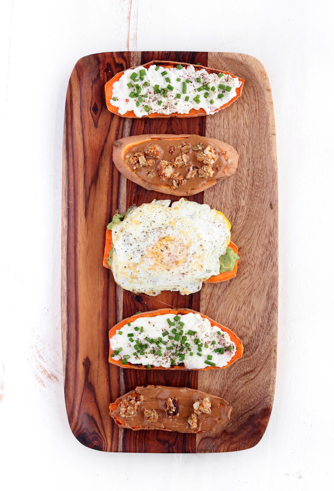 Sweet potato toast is a healthy, gluten-free, fiber-rich toast replacement—and it couldn't be easier to make.
