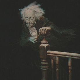 Horrifying Home Stories for Halloween.