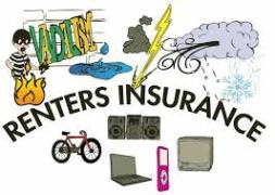 Don't Forget Renters Insurance Coverage.