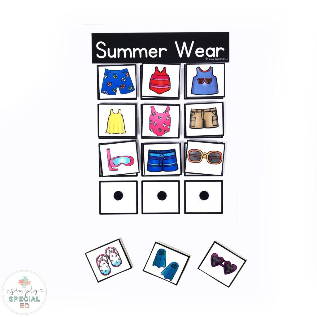 Free Summer Sort