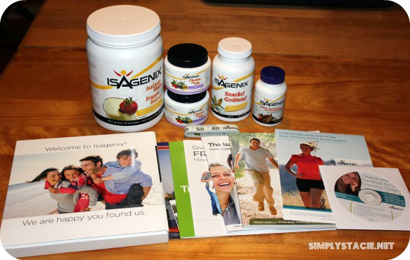 Isagenix 9-Day Deep Cleansing and Fat Burning System ...