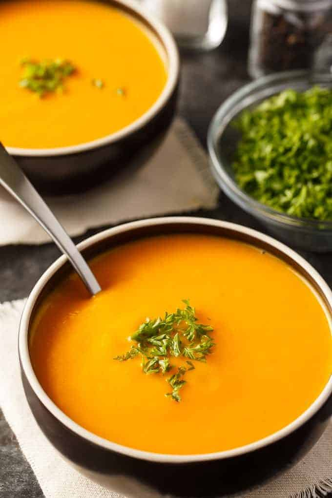 Chicken Celery And Carrot Soup