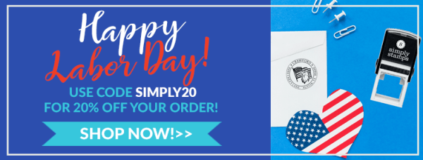 Happy Labor Day! Use Code Simply20 for 20% off your order! Shop Now!