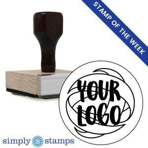 custom traditional hand stamp