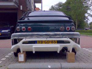 custom bumper