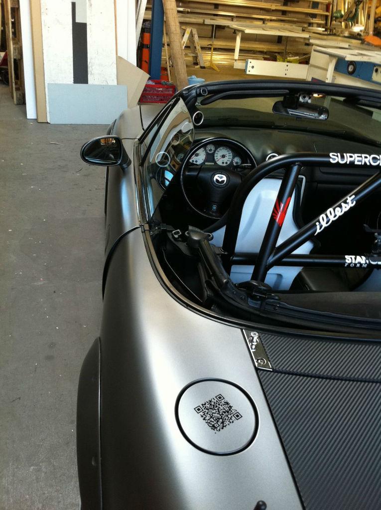 supercharged miata