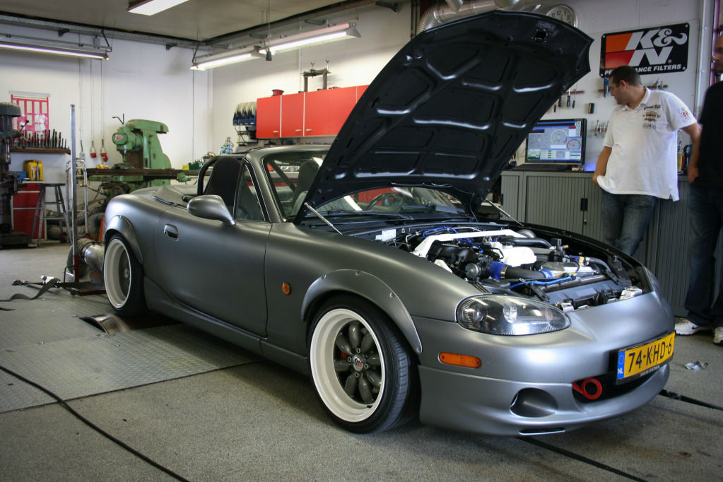supercharged miata