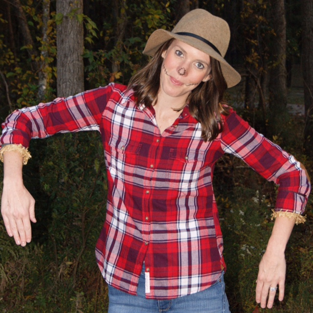 SImply Styled Emily_Scarecrow Costume