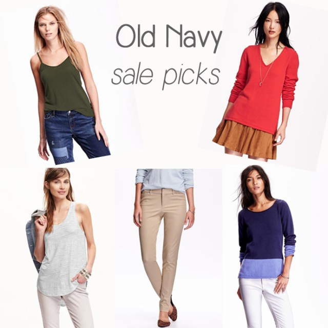 Old Navy Sale Picks