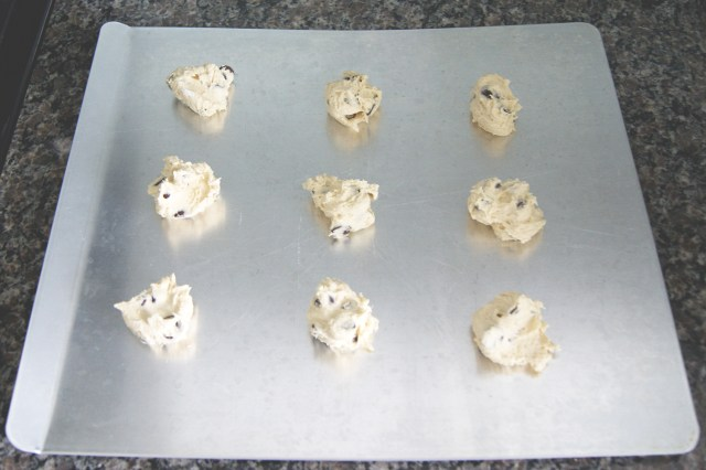 Simply Choclate chip cookies