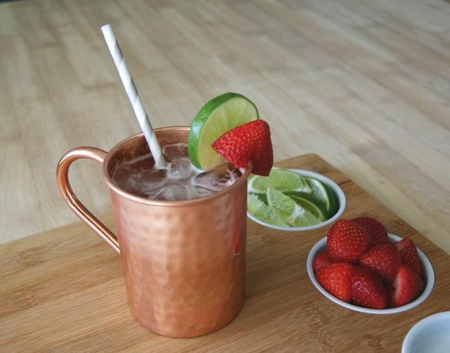 Moscow Mule_Copper Mug